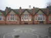 Bagshot school rear