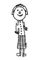 Illustration of a Year 1 Class Teacher