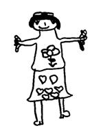 Illustration of a Year 2 Class Teacher